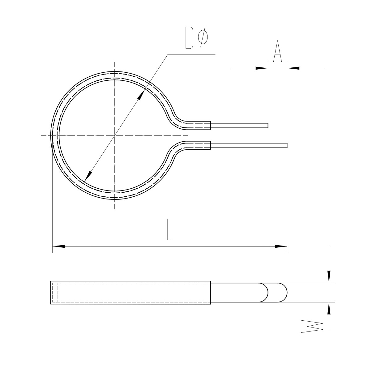 SCR Drawing
